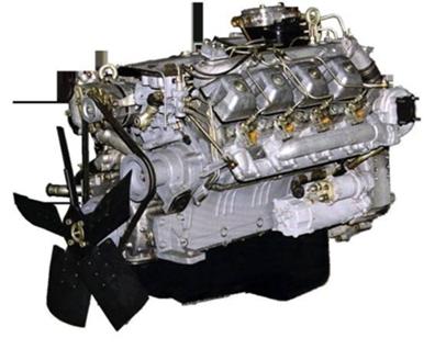 Двигатель КАМАЗ 740 евро-2.